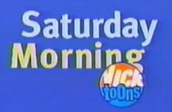 Saturday Morning Nicktoons Logo