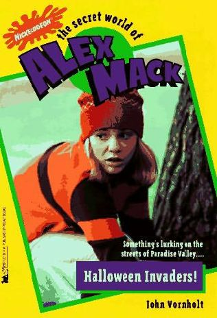 File:The Secret World of Alex Mack Halloween Invaders! Book.jpg