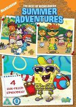 BestOfNickelodeon SummerAdventures DVD