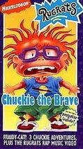 Chuckie the Brave VHS-Sony