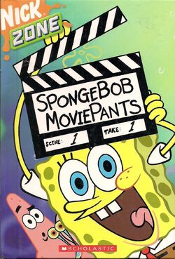 Spongebob Moviepants