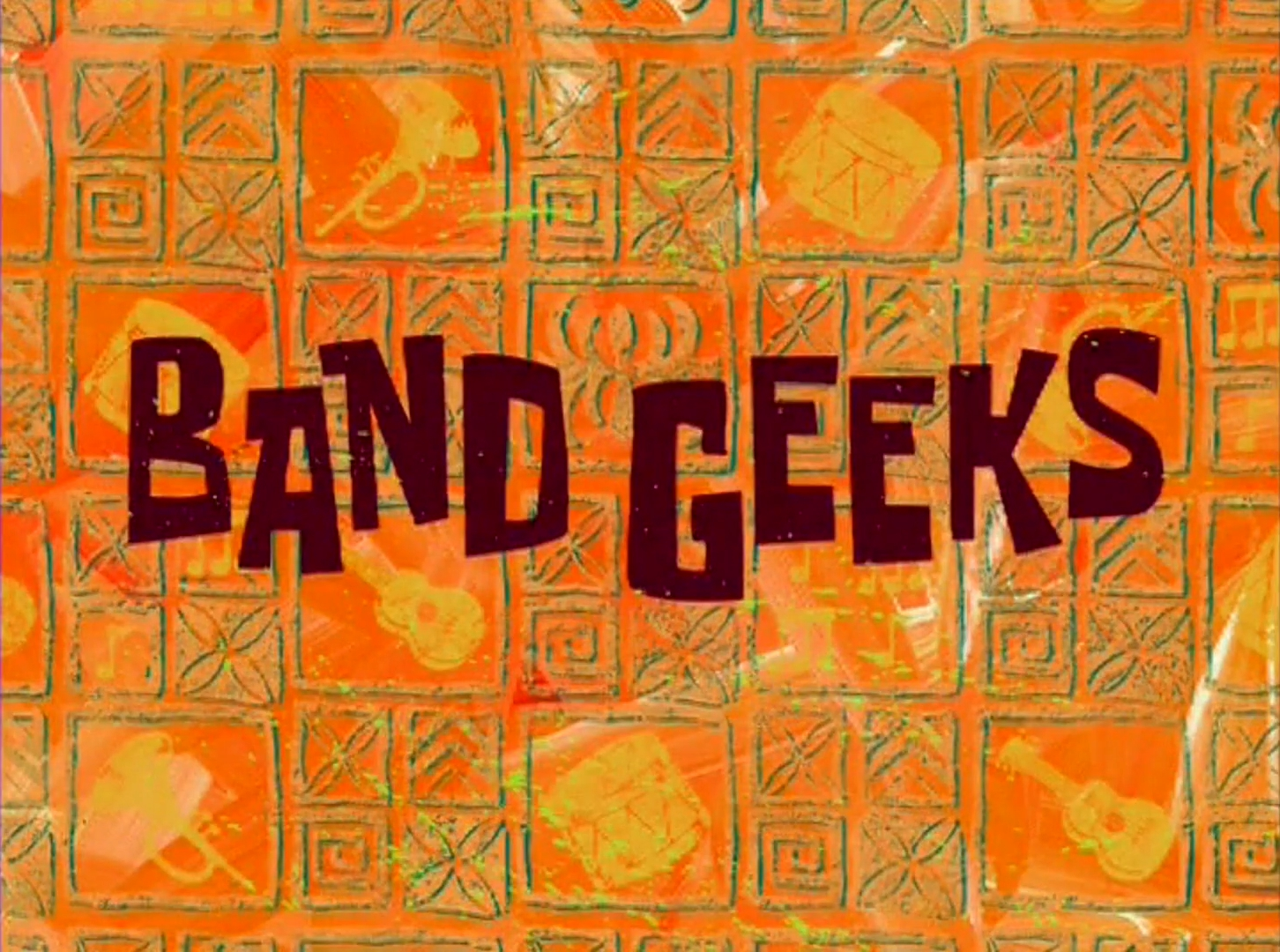 Band geeks nickelodeon fandom powered by wikia for House music wiki