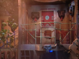 Room of the Three Gargoyles