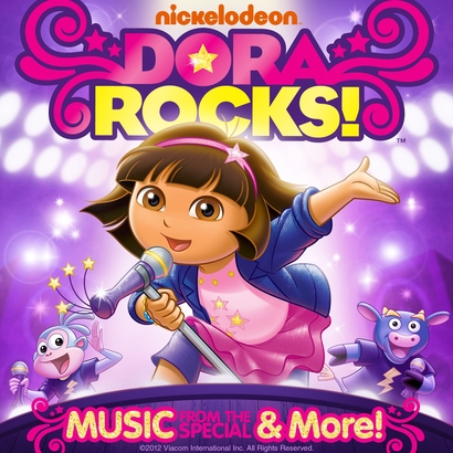 File:Dora Rocks! CD.jpg