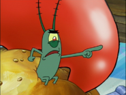 Plankton in Krusty Krab Training Video-10