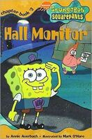 SpongeBob Hall Monitor Book