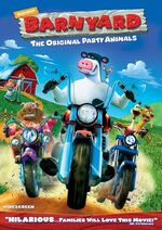 Barnyard Movie DVD