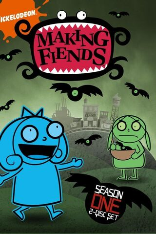 File:Making Friends Season 1 DVD.jpg