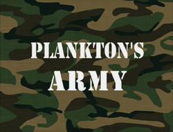 Plankton's Army