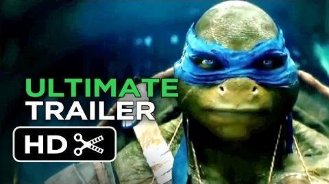 Teenage Mutant Ninja Turtles - Ultimate Cowabunga Trailer (2014) - Megan Fox Movie HD