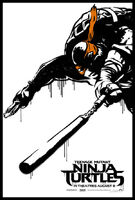 Teenage-Mutant-Ninja-Turtle-Street-Poster-Michaelangelo-600x887