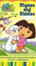 Dora the Explorer Rhymes and Riddles VHS