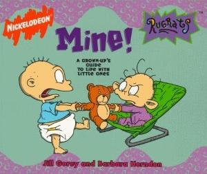 File:Rugrats Mine! Book.jpg