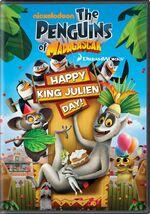 POM Happy King Julien Day! DVD