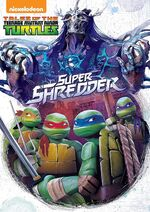 TMNT2012 SuperShredder