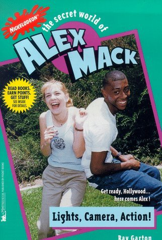 File:The Secret World of Alex Mack Alex Lights Camera Action! Book.jpg