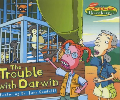 File:The Wild Thornberrys The Trouble With Darwin Book.jpg
