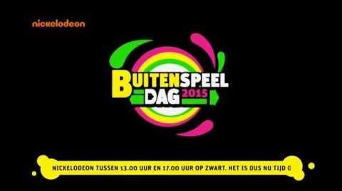 Nickelodeon Buitenspeeldag (10-06-2015)