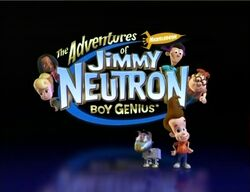 The Adventures of Jimmy Neutron - Boy Genius