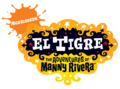 El Tigre The Adventures of Manny Rivera logo