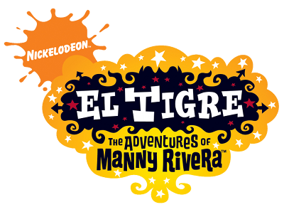 File:El Tigre The Adventures of Manny Rivera logo.png