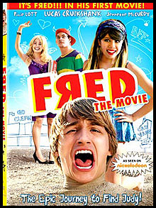 Fred the movie dvd cover-1-