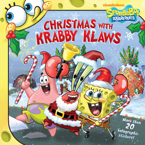 File:SpongeBob Christmas With Krabby Klaws Book.jpg