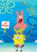 SpongeBob - Patrick Running For President01