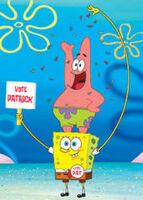 SpongeBob - Patrick Running For President01