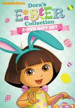 Dora the Explorer Dora's Easter Collection DVD