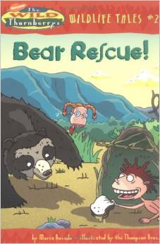 File:The Wild Thornberrys Bear Rescue! Book.jpg