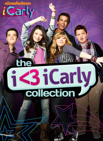 File:The I heart iCarly Collection.png