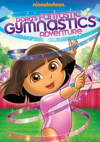 File:Dora the Explorer Dora's Fantastic Gymnastics Adventure DVD.jpg