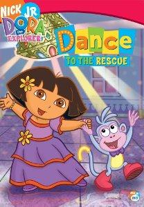 File:Dora the Explorer Dance to the Rescue DVD.jpg