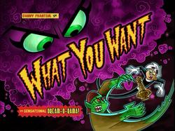Title-WhatYouWant