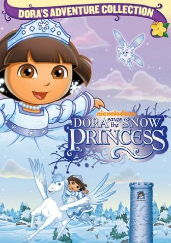 File:Dora the Explorer Dora Saves the Snow Princess DVD 2.jpg