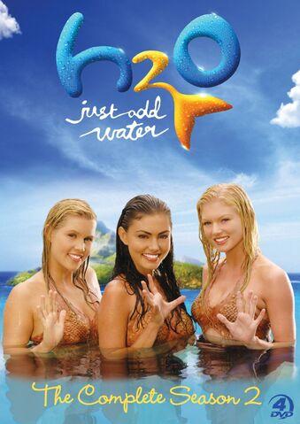 File:H2O Just Add Water Season 2 DVD.jpg