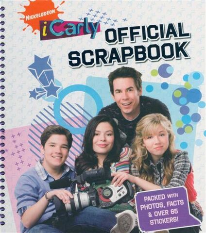 File:ICarly Official Scrapbook.jpg