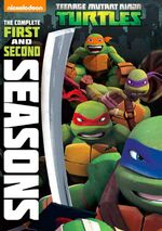 TMNT Complete 1st and 2nd Seasons