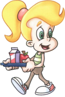 Cindy in 2D