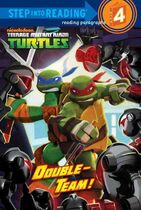 Teenage Mutant Ninja Turtles Double-Team! Book