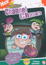 Fairly Odd Parents DVD - Channel Chasers