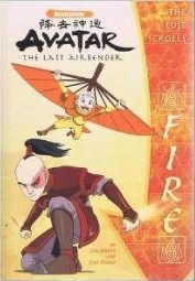 File:Avatar The Last Airbender The Lost Scrolls Fire Book.jpg