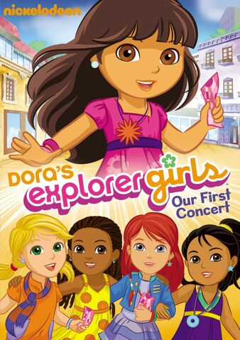 File:Dora The Explorer Dora's Explorer Girls Our First Concert DVD.jpg