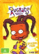 Rugrats Season 4 Australia DVD
