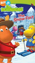 BackyardigansSnowFortVHS