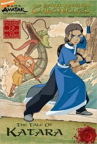 File:Avatar The Last Airbender The Tale of Katara Book.jpg
