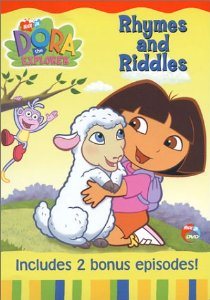 File:Dora the Explorer Rhymes and Riddles DVD.jpg