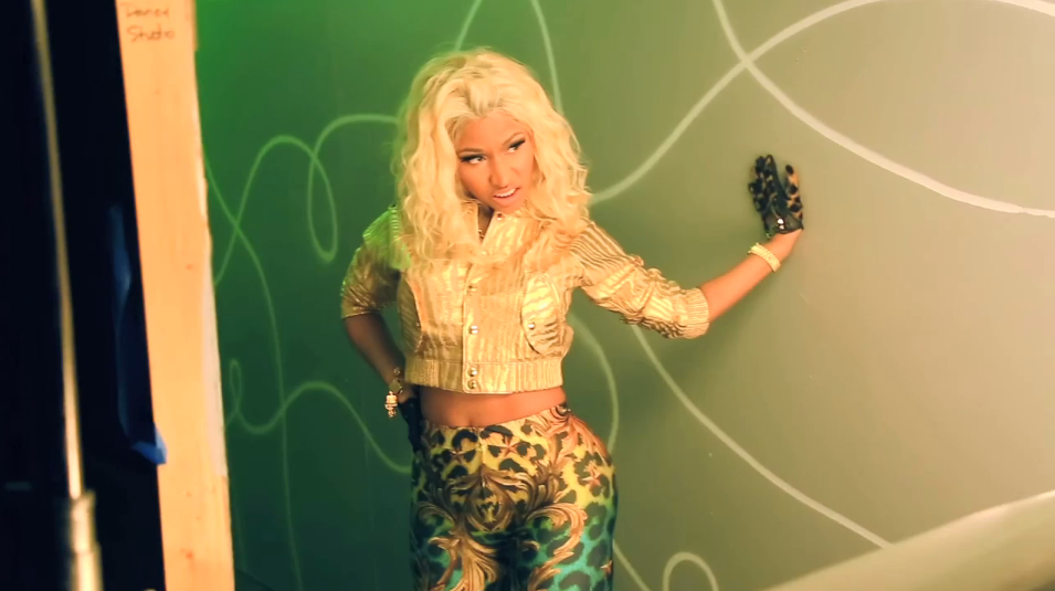 Nicki minaj helps propel madonna to top of global itunes charts