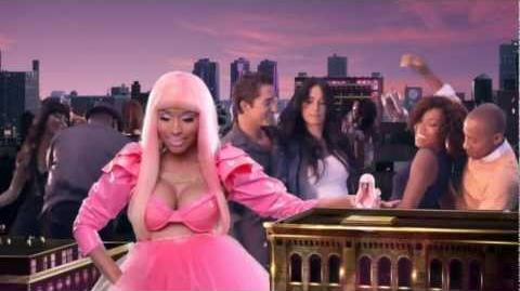 Nicki Minaj Pink Friday Fragrance Commercial HQ Edition